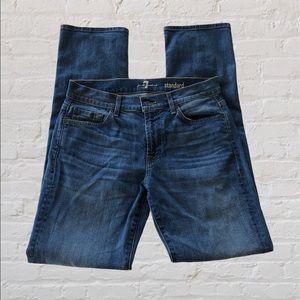 7 For All Mankind Standard Men's Jeans